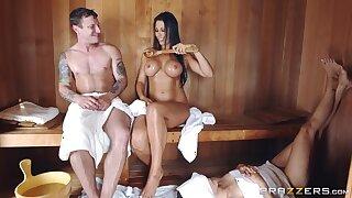 Sneaky Sauna Matriarch